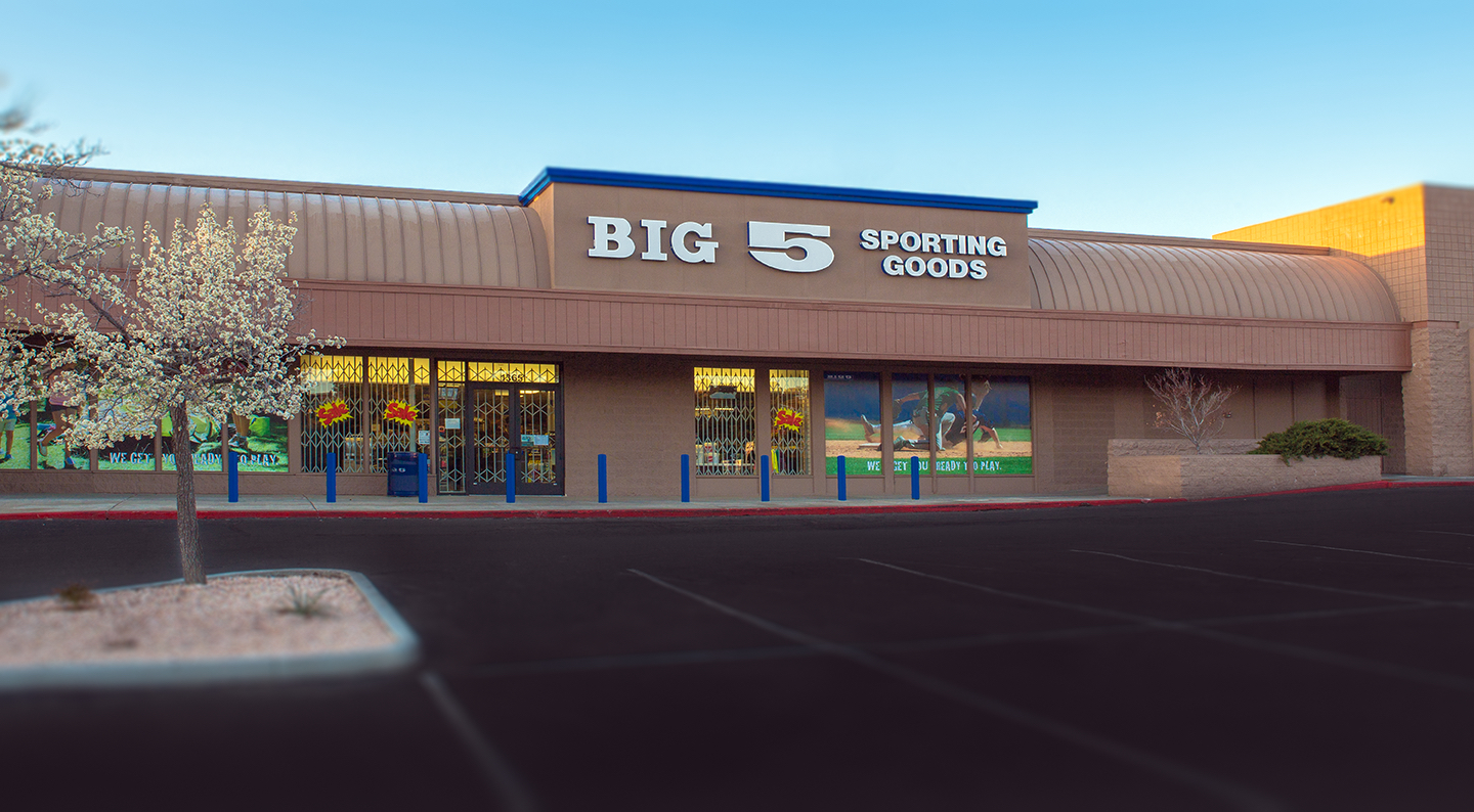 Big 5 sporting goods prescott arizona professional for Prescott architects