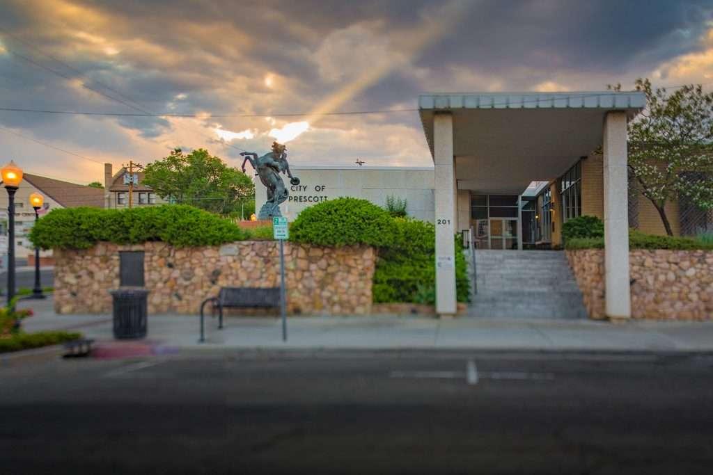 Prescott, Arizona City Hall