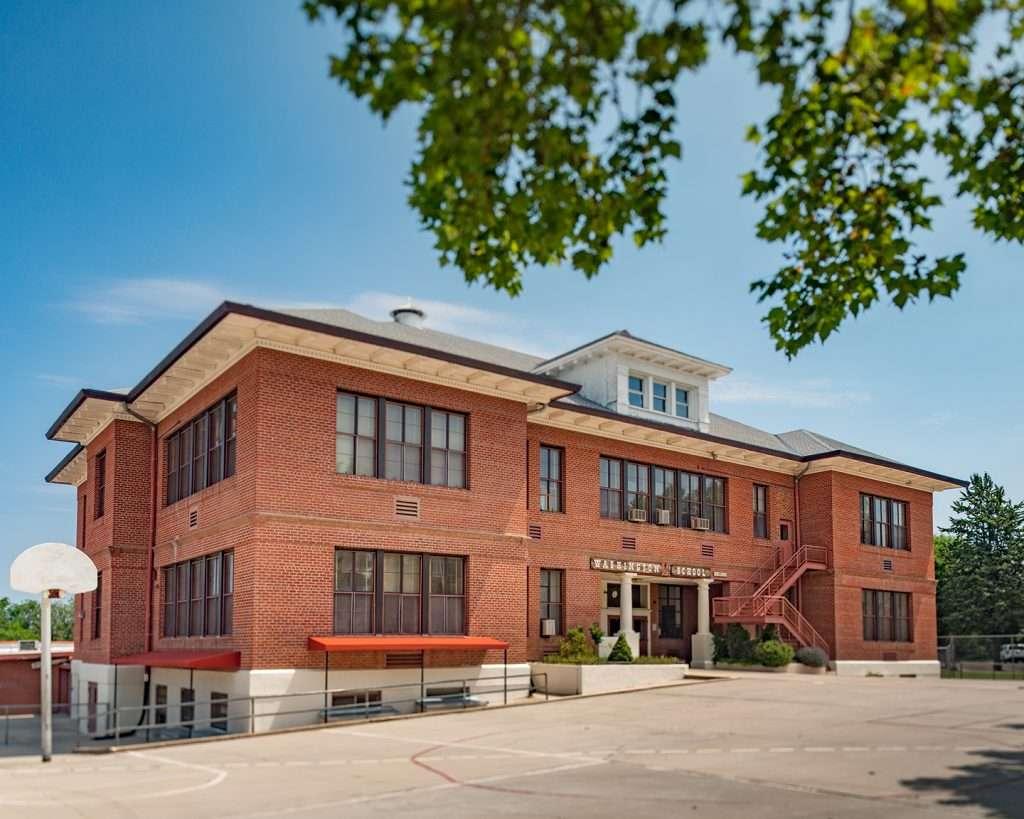 Washington School Prescott, Arizona