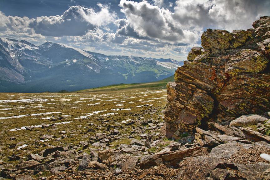 Rocky Mountain Landscape Photography
